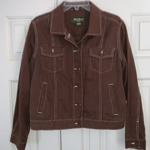 EUC Eddie Bauer Jacket Size L.